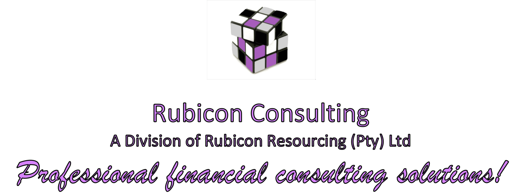 Rubicon Consulting:  A Division of Rubicon Resourcing (Pty) Ltd